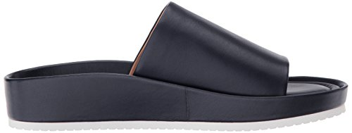 CK Jeans Womens Slide Jeans Deep Hope Sandal Navy CK Wedge Sqvqw