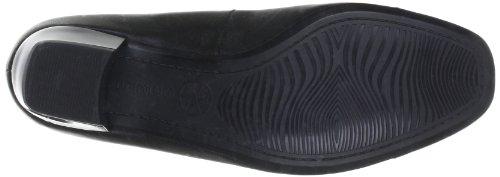 ara Madison - Zapatos de tacón de cuero mujer negro - negro