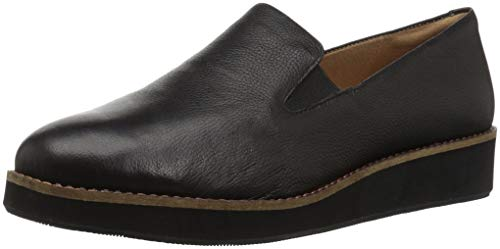 SoftWalk Women's Whistle Loafer, Black, 11.0 W US from SoftWalk