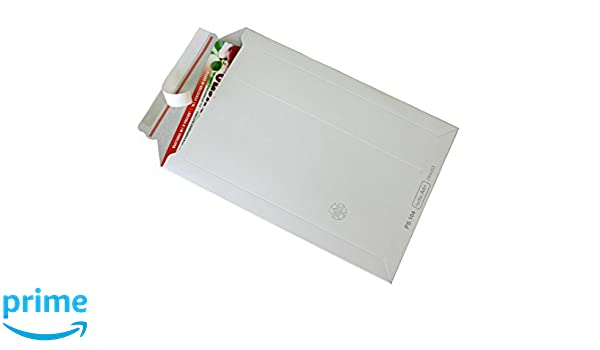 75 sobres cartón blanco cartón DIN A3 - Plano: 455 x 320 ...