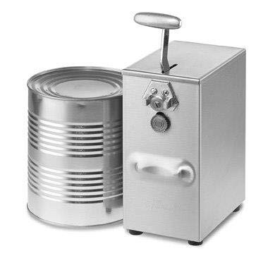 Edlund 266 Single Speed Stainless Steel Electric Can Opener