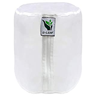 G-LEAF 5 Gallon 220 Micron Zipper Bubble Herbal Extractor Durable Extraction Bag for Extracting Washing Machine(Small)