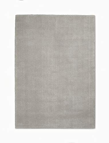 Calvin Klein Home Sacramento CK790 Grey 10'x14' Oversized Tibetan Weave Style Rug ()