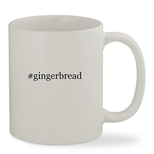 Ginger Snaps Movie Costume - #gingerbread - 11oz Hashtag White Sturdy Ceramic Coffee Cup Mug