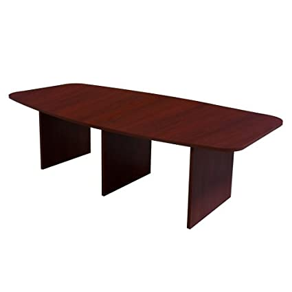 Amazoncom High Point Hyperwork Expandable Boat Shaped - Expandable conference room table
