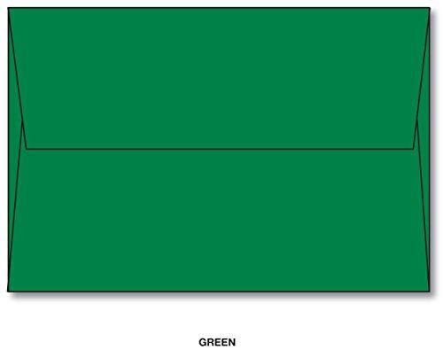 Green 5 Envelope - 7