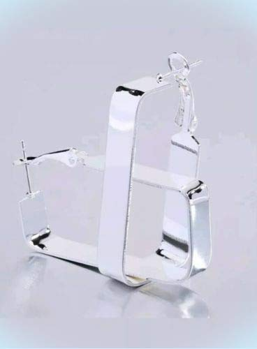 Nice New Contemporary Style Silver Plated 1.75