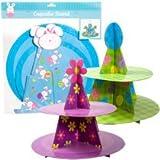 Child Birthday Theme Cupcake Stand