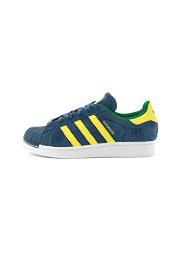 adidas - Superstar Bonpoint Shoes - Vista Blue F14 - 38