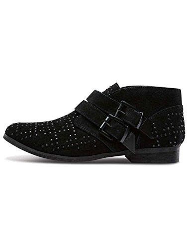 Damen Stiefel Volcom Getter Shoes Frauen Black On Black