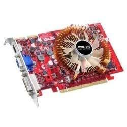 ASUS PCI-E A EAH4670/DI/1GD3 - Tarjeta gráfica (2560 x 1600 Pixeles, 750 MHz, 1024 MB, GDDR3, 128 Bit, PCI Express 2.0)