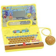 Vtech SpongeBob Laptop by VTech (Image #1)