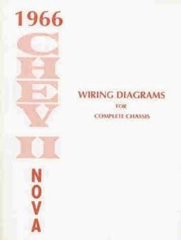 31oFdcCIP6L._SX258_BO1204203200_ 1966 chevy ii & nova wiring diagram manual reprint chevrolet 1966 chevrolet chevy ii wiring diagram at gsmx.co