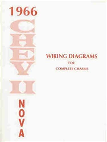 [DIAGRAM_5FD]  1966 Chevy II & Nova Wiring Diagram Manual Reprint: Chevrolet: Amazon.com:  Books | 1966 Chevy Ii Wiring Diagram |  | Amazon.com