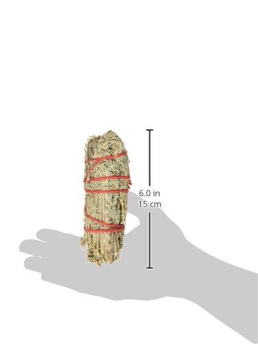 SAGE SPIRIT Sage Cedar Smudge Wand 4-5, 0.02 Pound