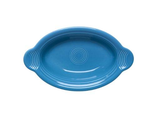Yellow Oval Baking Dish - Fiesta 815-327 Oval Baking Dish, Large, Peacock
