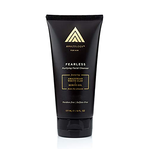 Amazology Fearless Facial Cleanser for Men