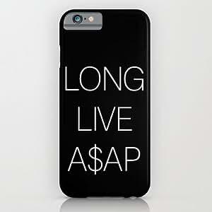 Society6 - Asap Rocky iPhone 6 Case by Sara Eshak