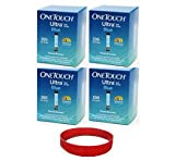 One Touch Ultra Blue Glucose Test Strips (400)