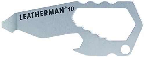 """Leatherman ltn10""""por los números"""" llavero/abrebotellas herramienta de bolsillo 832125"""
