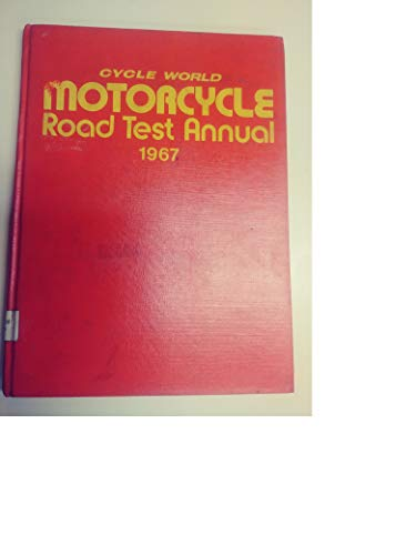 Cycle World Motorcycle Road Test Annual 1967