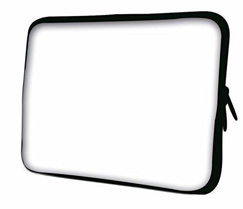 "7.9""Design ipad mini/iPad Mini 2/iPad Mini 3funda suave carcasa Bolsa Pouch Skin. Ajuste perfecto. Diferentes patrones Disponible. (parte 1de 3) blanco - blanco"