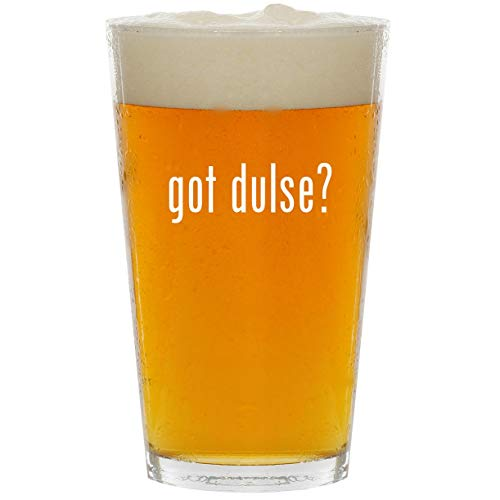 got dulse? - Glass 16oz Beer Pint