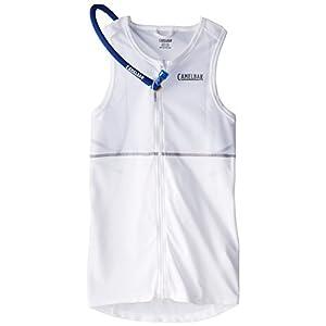 CamelBak Men's Vest with RaceBak Hydration Pack - White, S by Camelbak