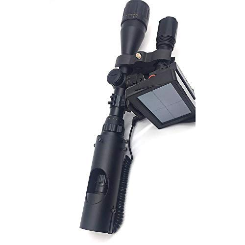 DGXIAKE Digital Night Vision Scope for Riflescope with 4.3