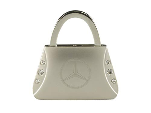Jewel Keychain - Mercedes Benz Jewel Purse Keychain