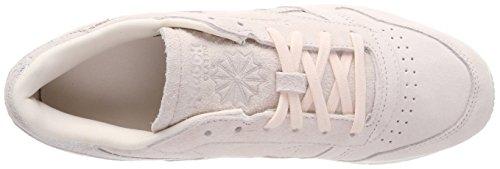 Rosa Reebok para de Pink Zapatillas Pale Lthr Chalk Silver Mujer Shimmer Deporte Cl 000 Matte wnqSa8wT