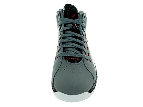 Nike Mens Jordan Olschool Scarpe Da Basket 012-cool Grigio Palestra Rosso Nero Bianco Gris Fraiscolor
