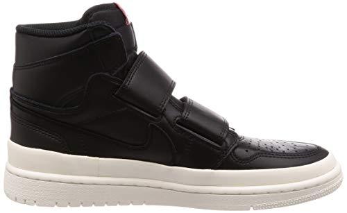 Pour Voile 001 Hommes Nike noir Air Multicolore Strp Re Hi Gym 1 Sneakers Jordan Rouge 0TfTBwxRq