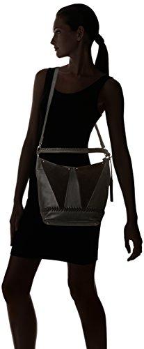 Nero Donna Hotter Tracolla Fleur Borse black A 001 wg11vXAx