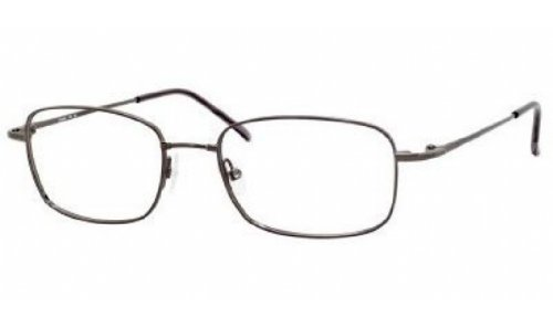 Discount Eyeglass Frames - CHESTERFIELD 683 Eyeglasses 0TZ2 Gunmetal Demo Lens 52-17-140