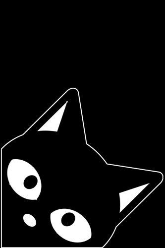 Peek A Cat: Cute Cat Lover Writing Journal Lined, Diary, Notebook for Men & Women (Cute Peeking Animals) (Volume 1) pdf epub