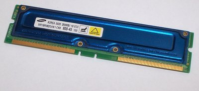 Dell Dimension 8100 8200 PC800-45 1GB (4X256MB) RDRAM Rambus ()