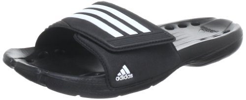 adidas Caruva Vario G13779 Unisex-Erwachsene Sandalen, Schwarz (Black 1/White/White), 38
