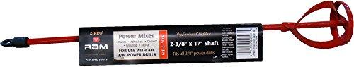 Price comparison product image Premier Paint Roller PM72531 Power Paint Mixer with 17-Inch Shat