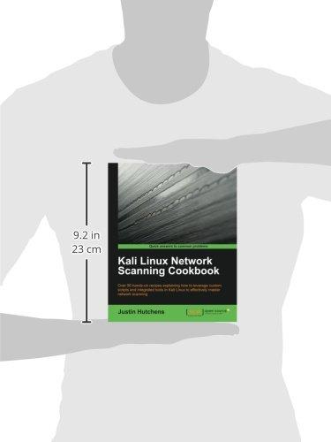 Kali Linux Network Scanning Cookbook Justin Hutchens 9781783982141