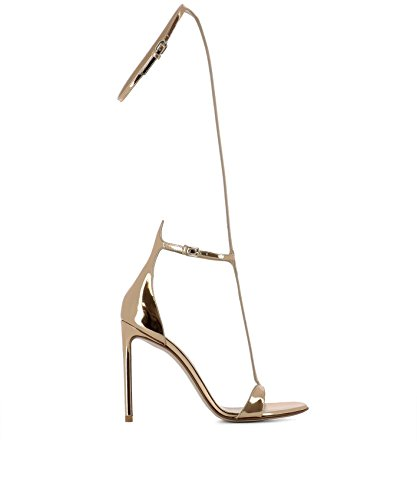 Talons Chaussures Cuir À Femme RUSSO FRANCESCO Or R1S250N213PINKGOLD OwqvW1TwR7