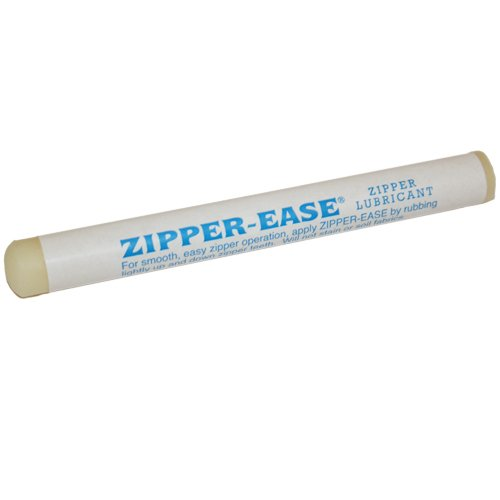 ZIPPER-EASE Pencil Type Zipper Wax - Lubricant Types