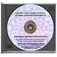 BMV Quantum Subliminal CD Meterologist Success (Ultrasonic Career Development Series)