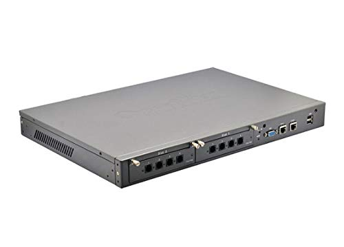 Asterisk Appliance Pbx (OpenVox IX140 1U Rack Mount Asterisk IPPBX Appliance)
