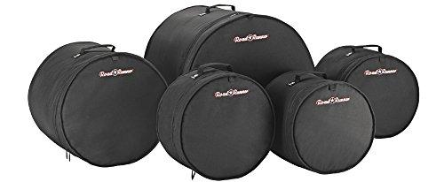 - Road Runner 5-Piece Fusion Drum Bag Set Black