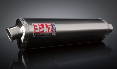 Yoshimura TRS Bolt On Exhaust Stainless Steel 1105465