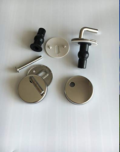Ochoos Toilet seat Toilet Cover Screw Connector Toilet seat Accessories - (Color: G) by Ochoos (Image #5)