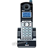 RCA DECT 6.0 2-Line Accessory Handset for 25210RE1 & 25250RE1 (Model# H5250RE1)
