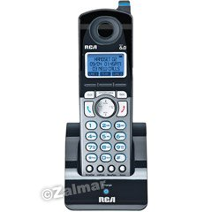 Extra Handset For 2-Line Cordless Expandable Business (2 Line Cordless Extra Handset)