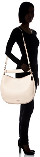 Women's Chalk Natural Nomad Hobo COACH Calf qYUHqd